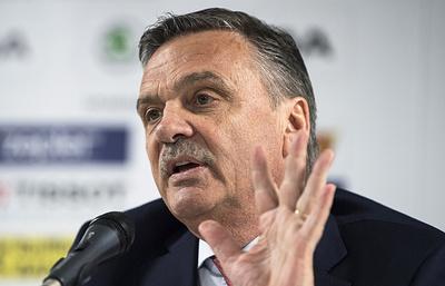 IIHF может провести переговоры с НХЛ по участию игроков в ОИ-2022 до 2020 года
