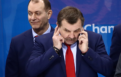 Знарок рассказал, что Путин поздравил его с победой на Олимпиаде-2018