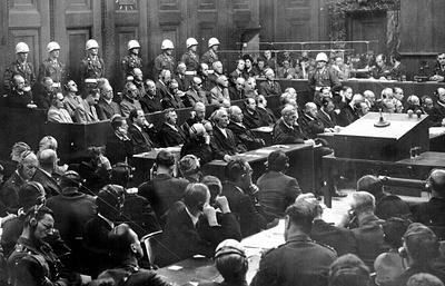 Забытые материалы для Нюрнбергского процесса