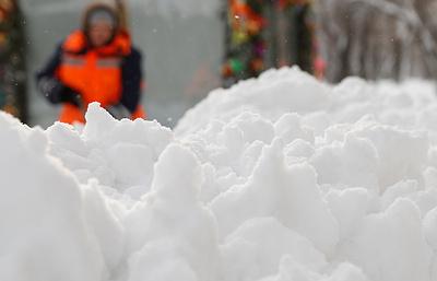 Подмосковье расчистят от февральских снегопадов к 7 марта