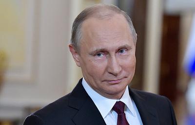 Путин: Россия готова к диалогу с США и не приемлет вмешательства в выборы