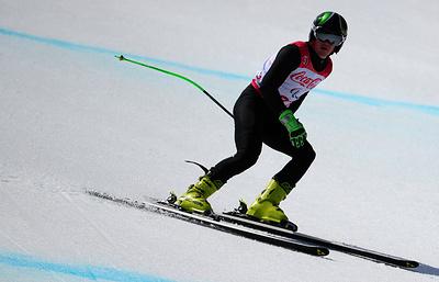 Российский горнолыжник Алябьев стал восьмым в слаломе на Паралимпиаде
