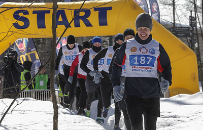 Порядка 2 тысяч человек приняли участие в гонке ГТО «Путь домой»