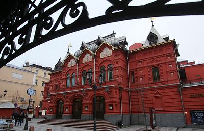 Театр Наций стал театральным партнером Музея истории ГУЛАГа