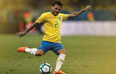 Сборная Бразилии по футболу представила форму на ЧМ-2018
