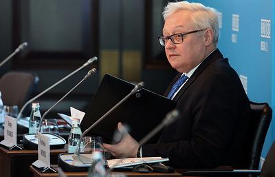 Сергей Рябков: Лондон поставляет мировому сообществу низкопробный информпродукт