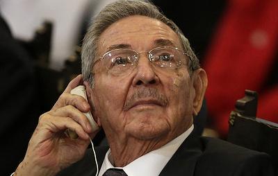 Биография председателя Госсовета Кубы Рауля Кастро