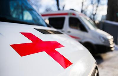 Семь человек пострадали в ДТП с участием автобуса и бензовоза под Ростовом