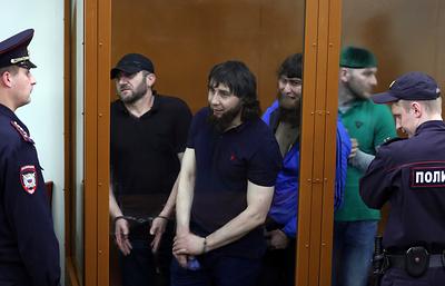 Приговор по делу об убийстве Бориса Немцова обжалован в ЕСПЧ