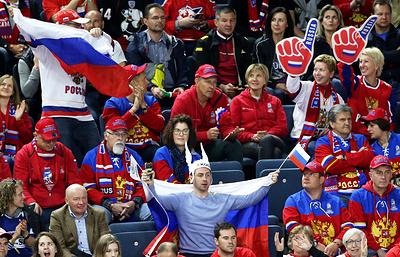 Юниорская сборная России по хоккею победила команду Франции в первом матче на домашнем ЧМ