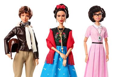 СМИ: суд в Мексике запретил продажу модели куклы Барби в образе Фриды Кало