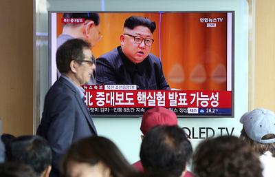 WP: в Белом доме опасаются, что заявления Ким Чен Ына могут оказаться ловушкой