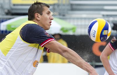 Стояновский и Величко победили на китайском этапе Мирового тура по пляжному волейболу