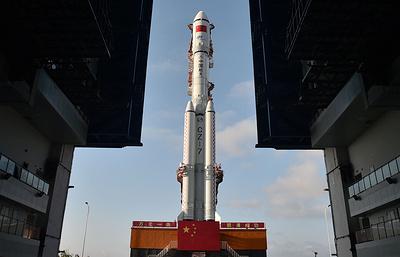 Китай начал отбор и подготовку космонавтов для своей будущей космической станции