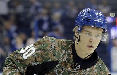 Хоккеист Наместников восстановится от травмы через две-три недели