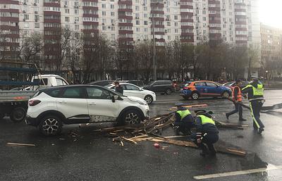 Число жертв непогоды в Москве увеличилось до двух