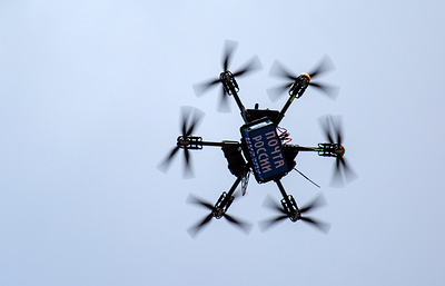 Эксперты: первые неудачи с летающими дронами  не повлияют на отток инвесторов в этой сфере
