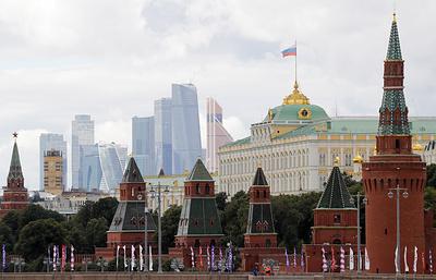 Кремль завершает очередной этап реставрации