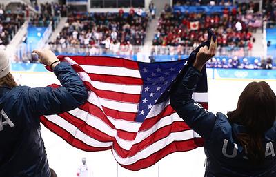 Оргкомитет юниорского ЧМ и ФХР принесли извинения сборной США за инцидент с гимном