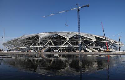 "Стадион ЧМ-2018 ""Самара-Арена"" получил разрешение на ввод в эксплуатацию"