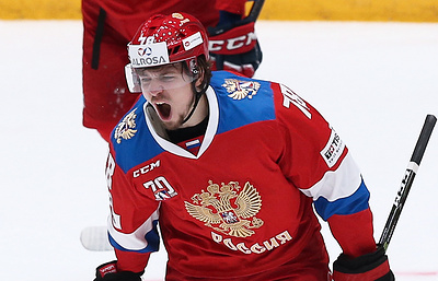 Хоккеист Кручинин хотел набраться опыта в матчах за сборную России в Евротуре