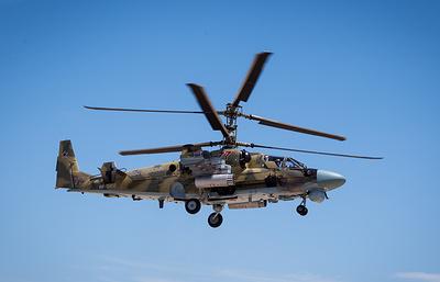 ДОСЬЕ: Многоцелевой ударный вертолет Ка-52