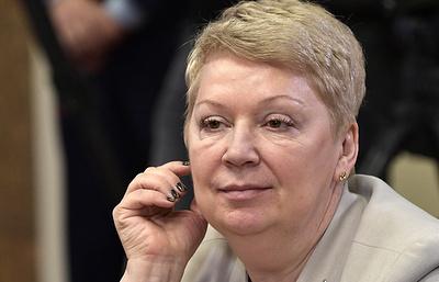 Биография Ольги Васильевой