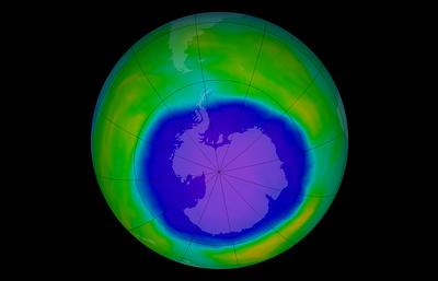 В атмосфере Земли вновь растет концентрация фреона