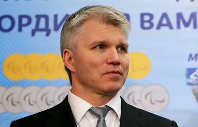 Колобков: Россия планирует продолжать принимать крупные международные соревнования