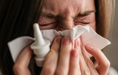 Аллергия на пыльцу обострилась из-за изменений климата