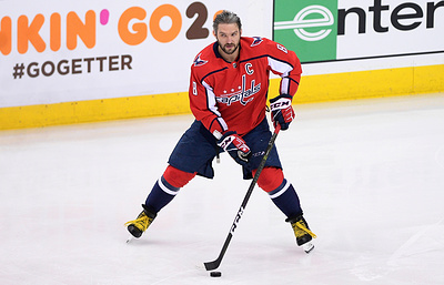 Овечкин рассказал, что уже думает о первом домашнем матче финальной серии плей-офф НХЛ