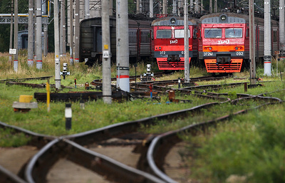 Названия станций в электричках Москвы начали объявлять на английском языке