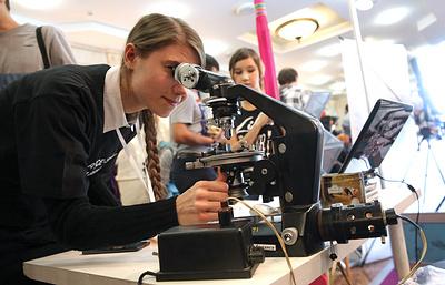 Конкурс научно-технических работ одаренных детей стартует 1 июня