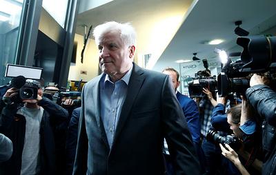 DPA: баварский ХСС дал Меркель две недели на поиск европейского решения проблемы миграции