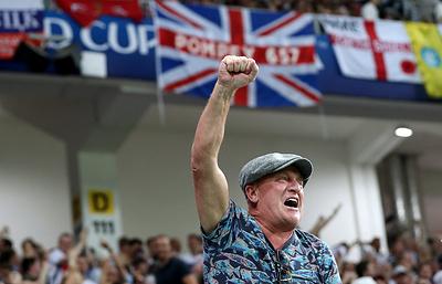 Independent: россияне тепло встретили английских болельщиков на ЧМ