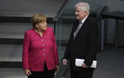Как миграционный вопрос вновь расшатал политическую ситуацию в Германии