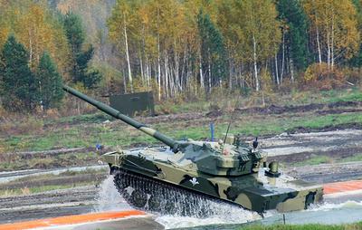 Источник: госиспытания нового российского истребителя танков планируется начать в октябре