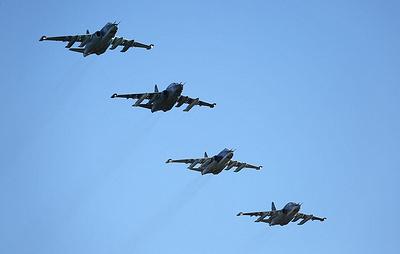 СМИ: российские летчики за неделю семь раз поднимались на перехват у границ России
