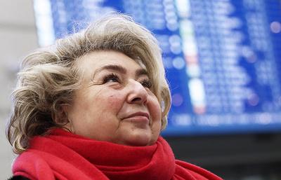 Татьяна Тарасова считает важным событием скорое открытие в Москве памятника ее отцу