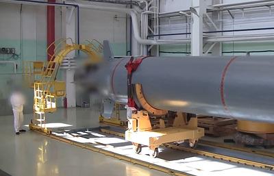 """Минобороны начало испытания беспилотного подводного аппарата """"Посейдон"""""""