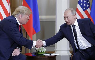 Сможет ли Трамп выполнить то, о чем договаривался с Путиным в Хельсинки