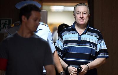 Суд признал виновным экс-замглавкома ВВ МВД Варчука по делу о взятке