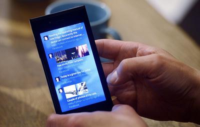 """""""Ъ"""": переход 8 млн чиновников на смартфоны с ОС Sailfish обойдется в 160 млрд рублей"""