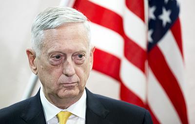 Глава Пентагона заявил, что в выборы в США могли вмешиваться другие страны