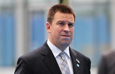 Премьер Эстонии призвал население не искать выпущенную самолетом НАТО ракету