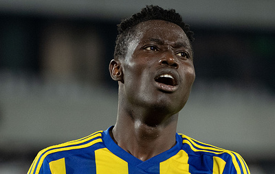 Латвийский футбольный клуб заявил о похищении нигерийского нападающего Акиньеми