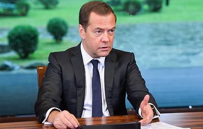 """Медведев: комплекс """"Новатэка"""" на Камчатке позволит значительно нарастить экспорт в АТР"""