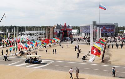 """Новый беспилотник """"Орион-Э"""" представят на форуме """"Армия-2018"""""""