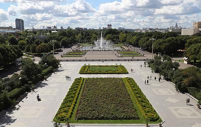 Парк Горького отмечает 90-летний юбилей