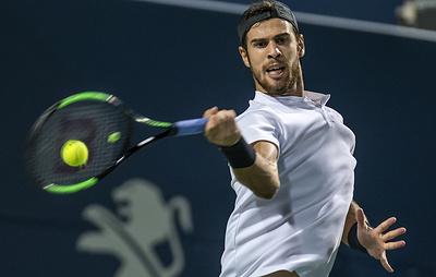 Российский теннисист Хачанов поднялся на 27-е место в рейтинге ATP
